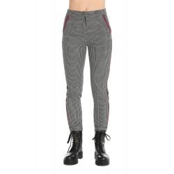 RELISH Pantalone in vichy...