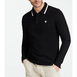 GUESS POLO FRONTALE CON...
