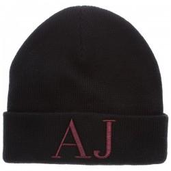 ARMANI JEANS berretto nero