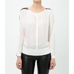 GUESS Blusa ricamata colore...
