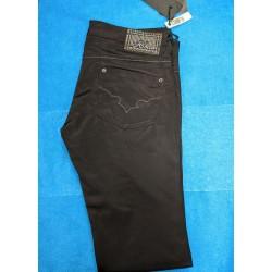 KOCCA Pantalone in cotone nero