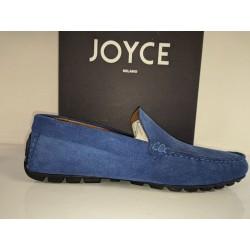 JOYCE Mocassino blu...
